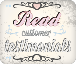 Read some of the amazing feedback we've had from our customers
