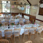 Village Hall Wedding