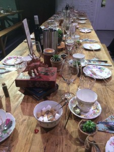 vintage afternoon tea 1
